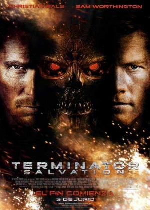TERMINATOR: SALVATION: Sarah Connor y el puzzle espaciotemporal
