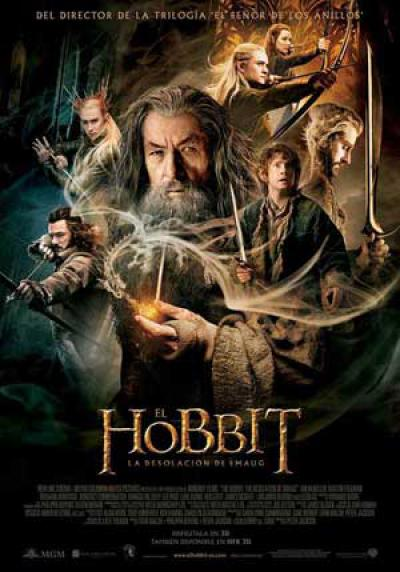 The Hobbit, The Desolation of Smaug ****