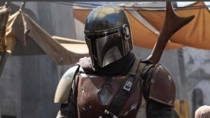Primera foto de la serie de tv de Star Wars, The Mandalorian.