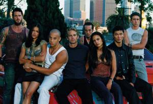 Suspendida la producción de Fast and Furious 7