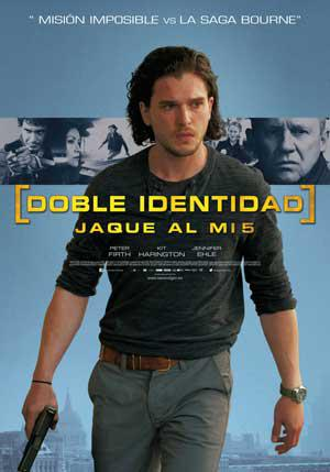 Doble identidad Jaque al MI5 ***