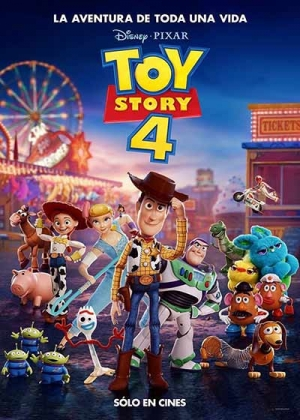 Toy Story 4 ★★★★