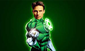 Tom Cruise podría ser Green Lantern