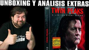 TWIN PEAKS - Temporada 3  [Blu-ray] Unboxing y Análisis extras