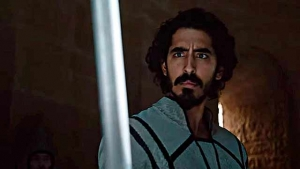Dev Patel en The Green Knight