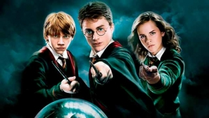 La franquicia Harry Potter fuera del streaming en USA.