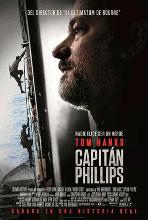 Capitán Phillips ★★★★